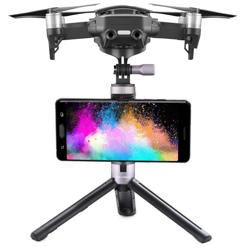 PGYTECH DJI Mavic Air Hand Grip & Stativ Handheld Gimbal Stabilisator Action Kamera Halter Stativ für Gopro Hero 6/5 Zubehör-in Drohne-Zubehör-Kits aus Verbraucherelektronik bei  Gruppe 1