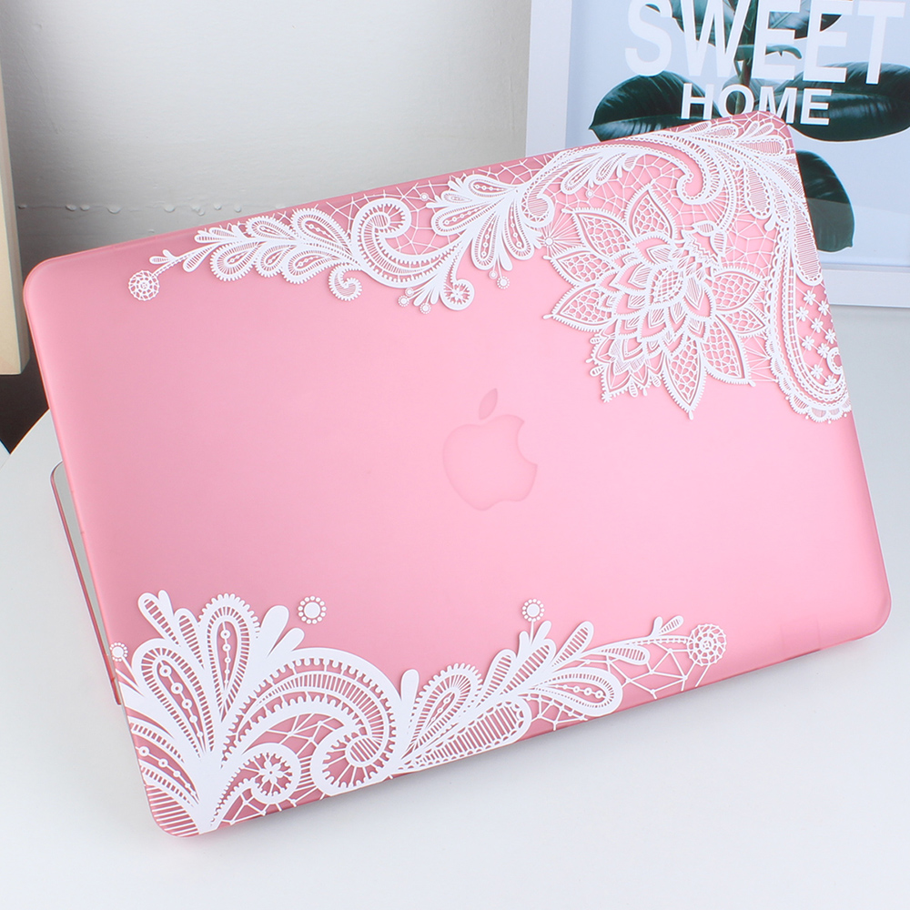 Batianda Rubberized Hard Cover Case for MacBook 52