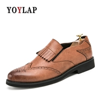 bb6c6e1cf5 YOYLAP Brand 2018 Men shoes winter boots new spring autumn men work&safety  cow suede leather ankle