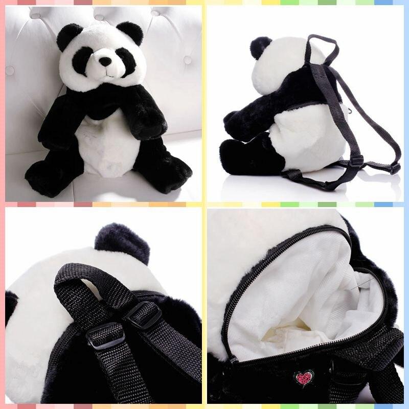 Kungfu Panda Plush backpack - Front