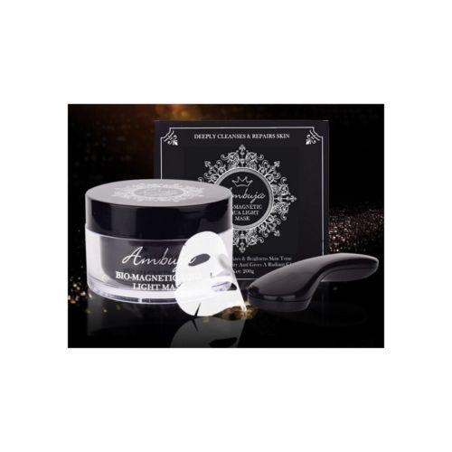 Thailand Ambuja Volcanic mud magnet Mask Remove oil Moisturizing Whitening skin dr sea hair mask mud
