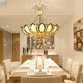 Золотой лотос ресторанные светильники гостиная лампа освещение лампа для спальни производители еды люстры Lmy-0120