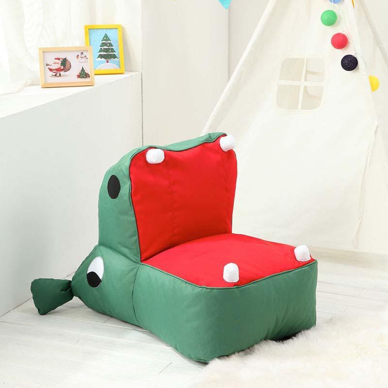 Chpermore Children dinosaur Bean Bag lazy sofa Comfortable Living room leisure Bean bag sofa Students/Kids tatami chair