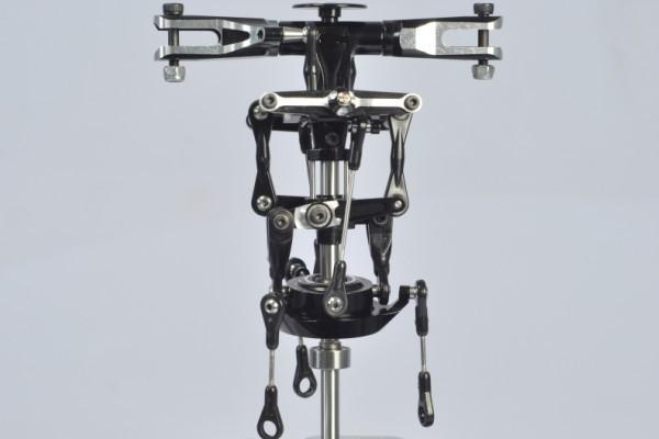 Mise à niveau de l'ensemble de Rotor de tête en métal de CNC pour TREX 450 PRO