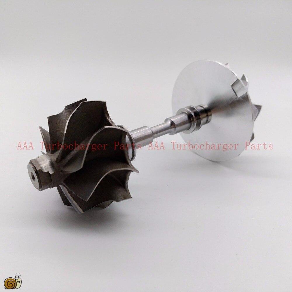 GT15 Turbo rotor/turbo pièces roue de Turbine 35x41.3mm, Compresseur de roue 34.6x49mm fournisseur AAA Turbocompresseur Pièces