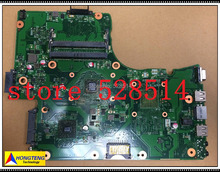 Original V000225110 For Toshiba C655 C655D laptop motherboard 1310A2408910 6050A2408901-MB-A02 integrated 100% Test ok