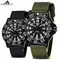 2019 luxus Mode herren Militär Uhren G Schock Outdoor Sport Quarz Armee Uhr Nylon Band Handgelenk Uhren Unisex Männlichen uhr