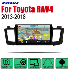 ZaiXi Auto Radio 2 Din Android Car Player For Toyota RAV4 2013~2018 GPS Navigation BT Wifi Map Multimedia system Stereo zaixi auto radio 2 din android car dvd player for toyota corolla 2013 2016 gps navigation bt wifi map multimedia system stereo
