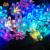 2017 led novelty decoração do feriado luzes da corda para o festival de aniversário de lótus hotéis bares decoração. iluminações led lotus-lamper
