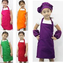 Новые поступления, фарут для детей, простой кухонный фартук, приготовление пищи, выпечка, живопись, художественный фартук