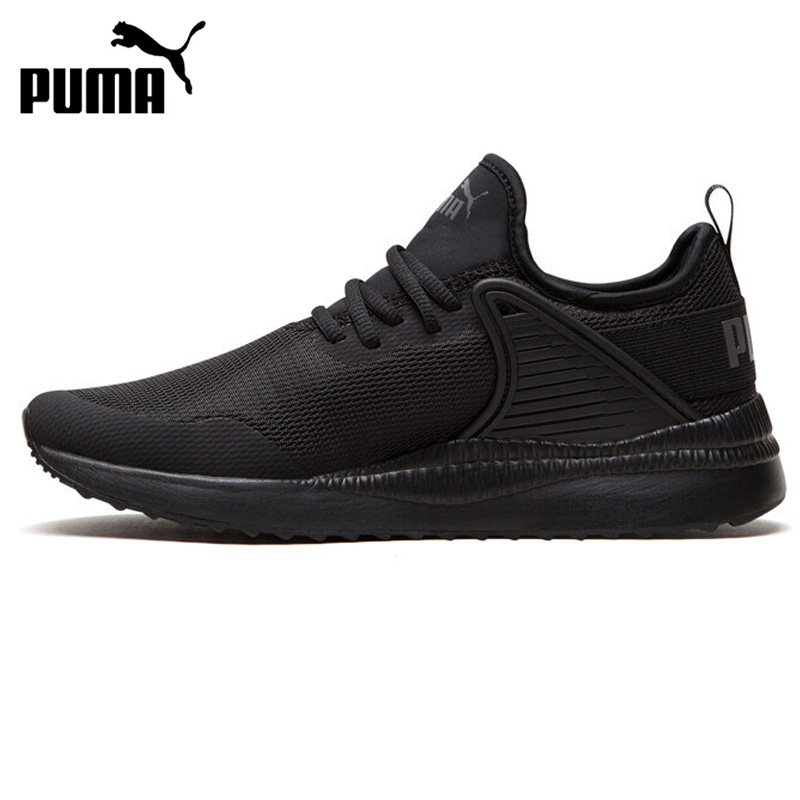 Original New Arrival 2018 PUMA Pacer Next Cage Unisex Skateboarding Shoes Sneakers