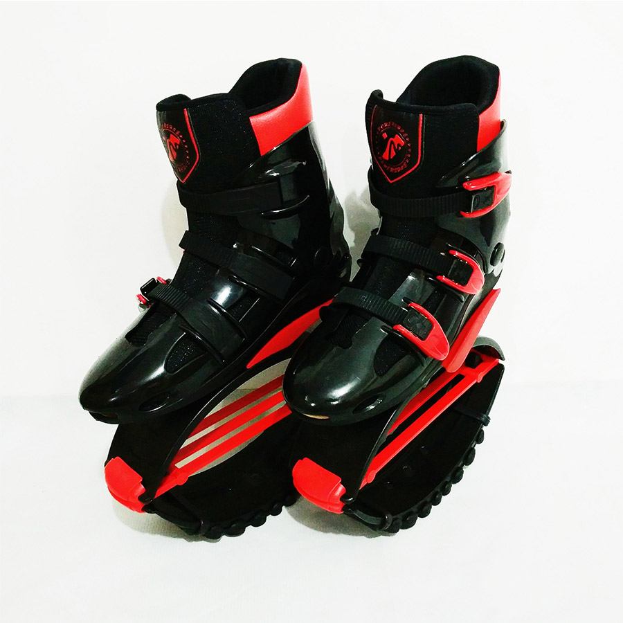 Adulte Saut Chaussures Kangourou Minceur Body Shaping Sneakers Rebondir Sport Fitness Chaussures Saltar Tonification Chaussures Wedge Baskets Enfant