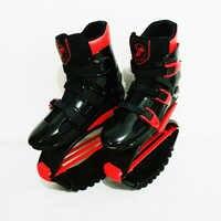 Chaussures de saut adulte kangourou minceur corps façonnage baskets rebondissantes Sport Fitness chaussures Saltar Toning chaussures Wedge enfant espadrille