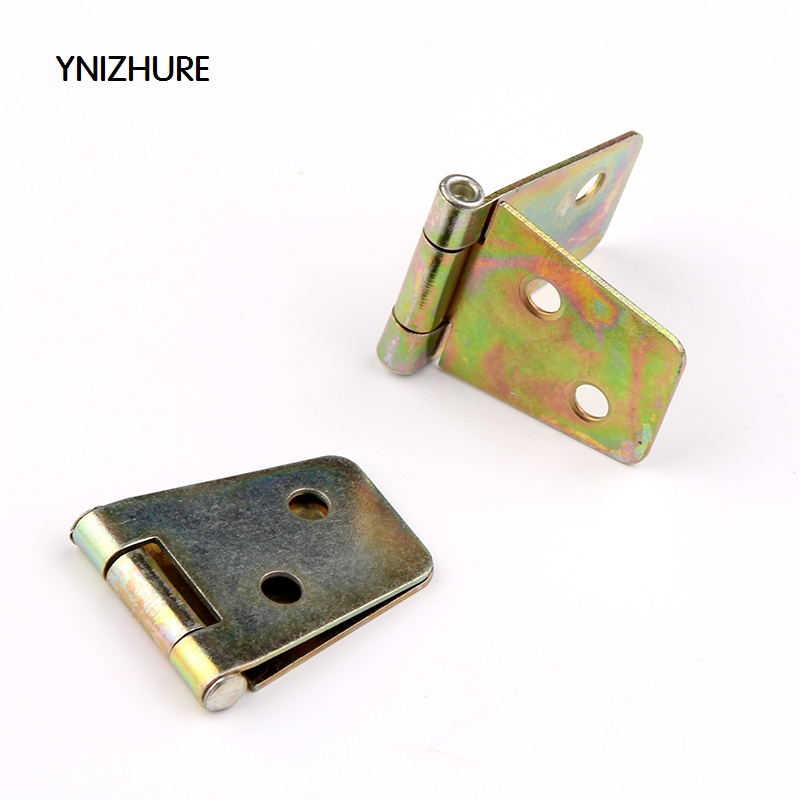 20PCS YNIZHURE Antique Bronze Hinges Cabinet Door Drawer Decorative Hinge For Jewelry Storage Wooden Box Furniture купить