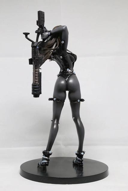 24cm GANTZ Sexy Shimohira reika Xshotgun Anime Action Figure PVC New Collection figures toys Collection for Christmas gift