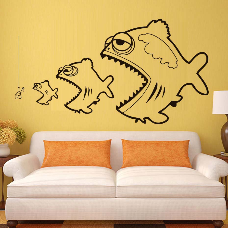 Nice Fishing Wall Art Gallery - The Wall Art Decorations ...