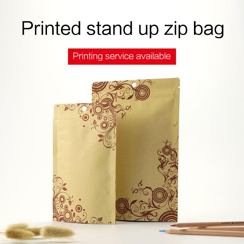 zipper pulls custom paper coffee