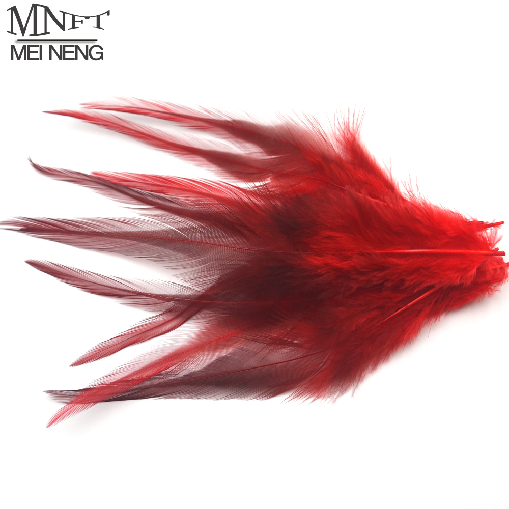 MNFT 100pcs Dyed Nature Pheasant Saddle Feather Hair Fly Tying Hackle Material Ginger Blue Cream White Rose Red Multiple Colors вертикальный погружной фрезерный станок stanley strr1200 b9