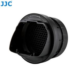 Image 3 - JJC Kit de Flash de estudio 3 en 1 difusor de Speedlite, Softbox, rejilla de nido de abeja para CANON 600EX II RT/580EX II/YONGNUO YN560 IV/YN 600EXII