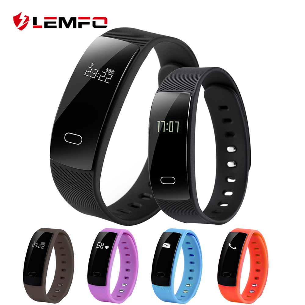 LEMFO QS80 Smart Wristbands band detachable fitness ...
