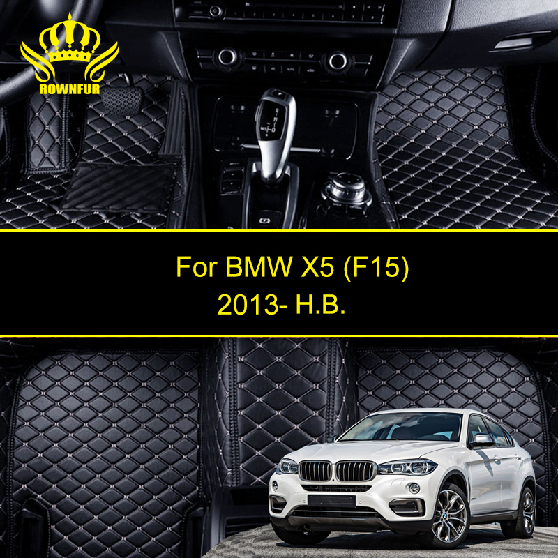 3D Custom car floor mats for BMW X5 F15 2013--2017 car accessorie car styling floor mat кашпо xxl москва