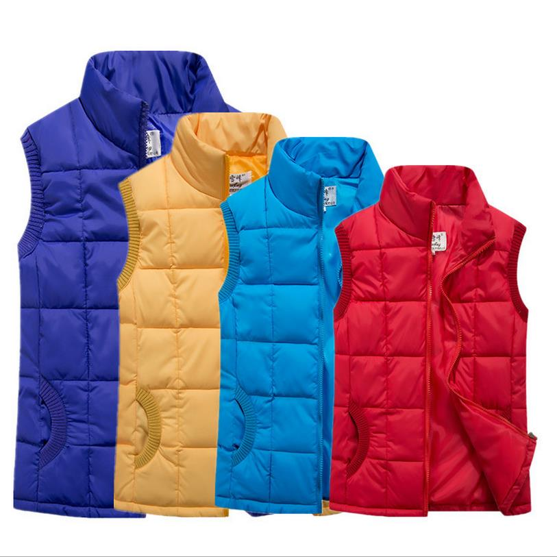가을 겨울 남자의 두꺼운 웜 조끼 코트 솔리드 슬림 캐주얼 남자 조끼 봄의 청소년 자켓 Gilet M-3XL