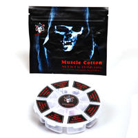 Original Demon Killer 8 In 1 Coils And Organic Muscle Cotton For RDA RBA RTA RDTA