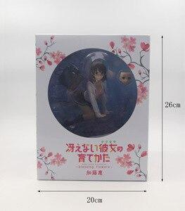 Image 5 - 12 سنتيمتر Saenai البطلة لا Sodate kata البلاستيكية أنيمي عمل الشكل Megumi كاتو في موحدة نعمة الزهور مثير فتاة نموذج تحصيل