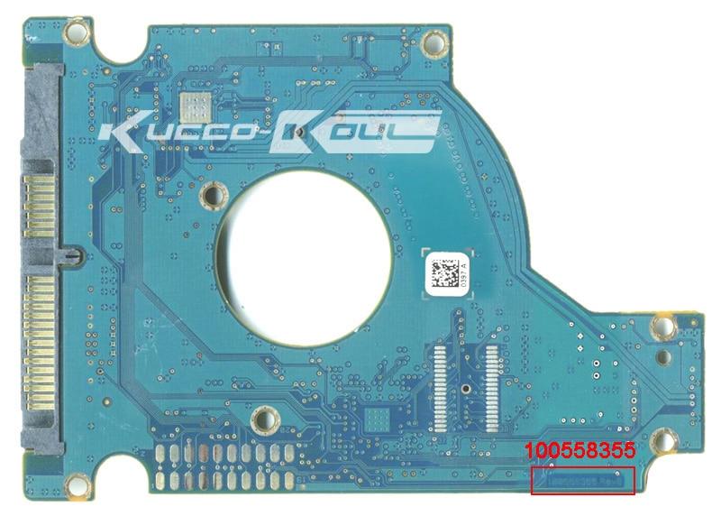 hard drive parts PCB board printed circuit board 100558355 for Seagate 2.5 SATA hdd data recovery hard drive repair ST9160301AS