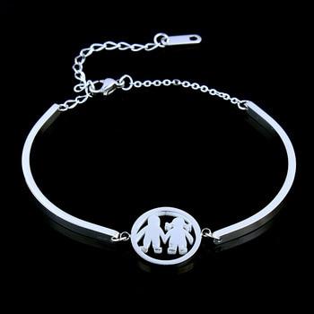 a1691192eb87 Ella WEIER par femenino Cadena de corazón pulseras brazaletes para las  mujeres pulsera de plata Árbol de la vida de la personalizado Árbol de la  vida