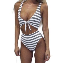 Women Summer Striped Bra