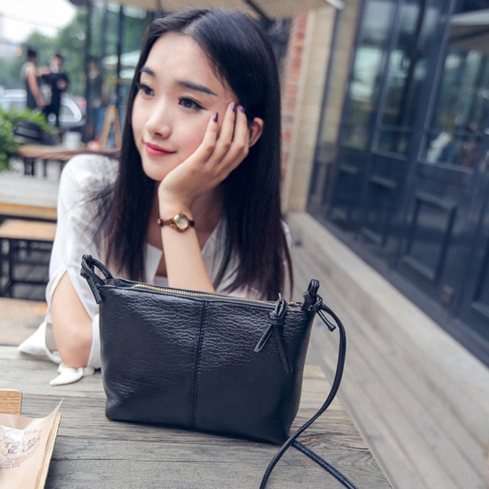 bolsa crossbody bolsa New Fashion Women Bag : Soft PU Leather Women Messenger Bags