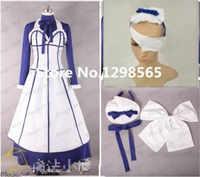 Schwarz Butler Hannah Annafellows Kleid Cosplay Kostüm