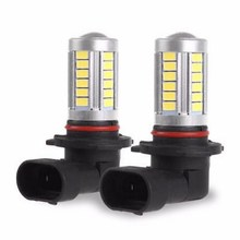Led Car Fog Light Bulb Super Bright LED H11 33-SMD 5630 800 LM Luminous Flux 6000~6500 K Color Temperature Headlight Bulbs
