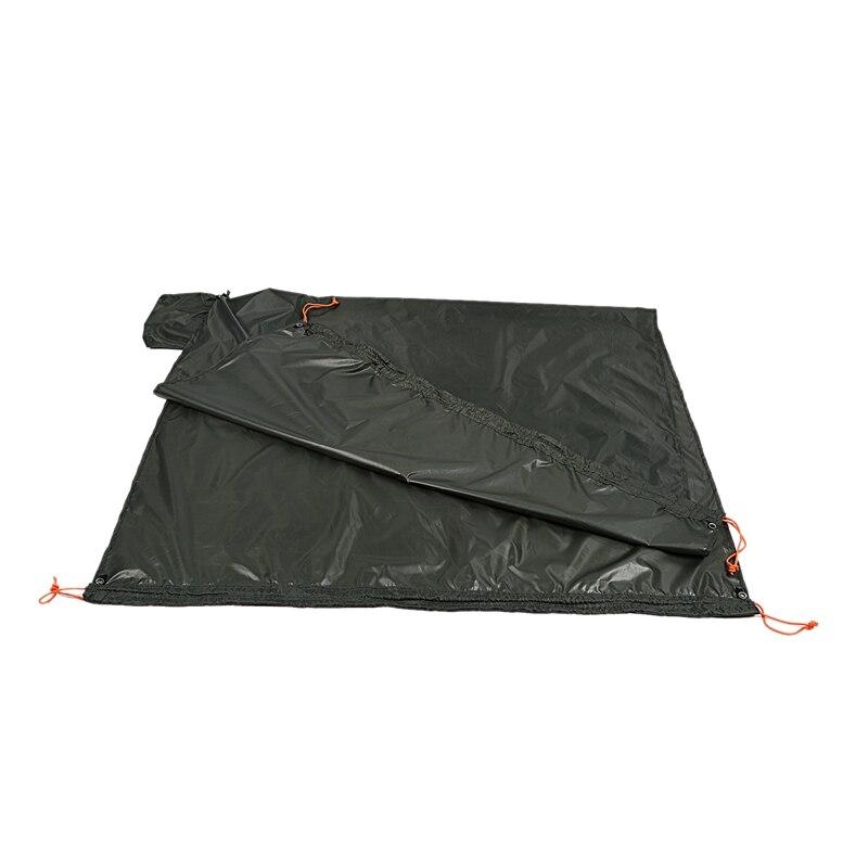 Multifunction Camping Hammock 4 In 1 Waterproof Rain Fly Tent Tarp Camping Blanket For Camping Picnic Blanket Hiking Outdoors