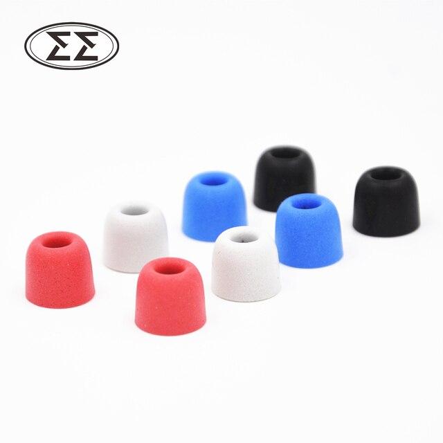 8pcs/4pairs Comply T100 T400 Memory Ear Foam Eartips For In Ear Earphone Earbud Headset