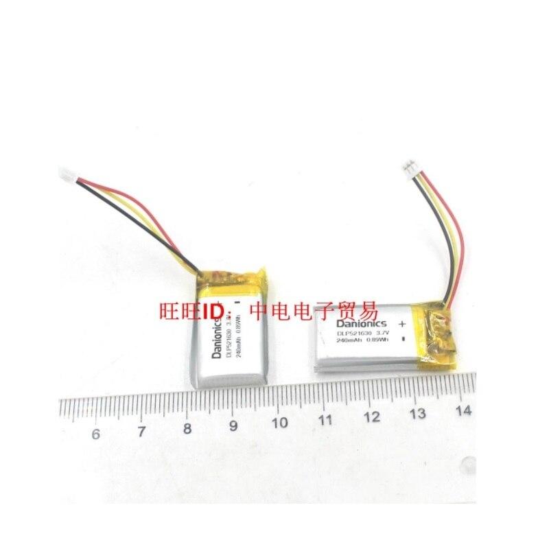 Ahb521630 Batería Para Logitech Ue3500 Ue4500 Ue3100 Auricular Polímero Acumulador Recargable Reemplazo 3,7 V 240 Mah 533-000069 Ventas De Aseguramiento De La Calidad