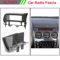 Top Quality Car Auto Radio Frame Installation Surround Fascia Trim CD Dash Kit For MAZDA 6