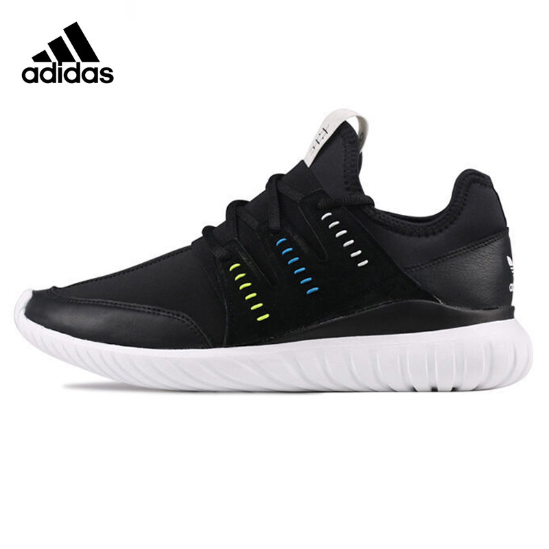 Adidas Clover Men Running Shoes Black,Sports Outdoor Sneakers Shoes ,Shock Absorption Impact Resistance BB5042 EUR Size M