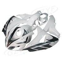 Injection Mold ABS Plastic Fairing Set Bodykits Bodywork For Honda CBR1000RR 2006 2007 White Black