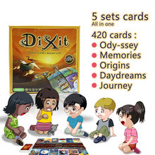 Dixit Board Game Review Dixit Cards All