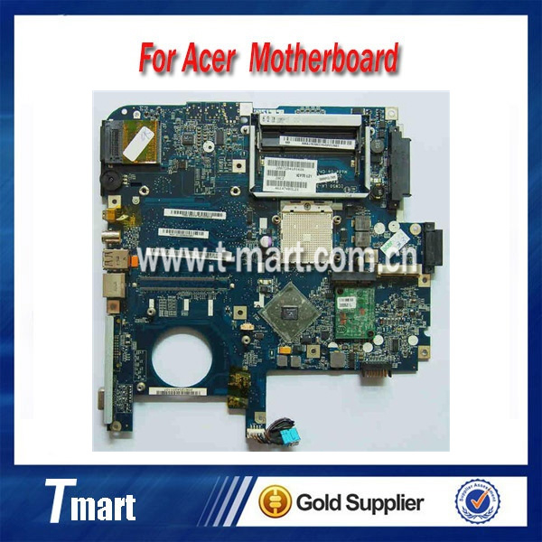 100% working Laptop Motherboard for ACER icw50 la-3581p icy70 7520 System Board fully tested
