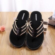 Men's fashion flip-flops antiskid breathable cool slippers sandals