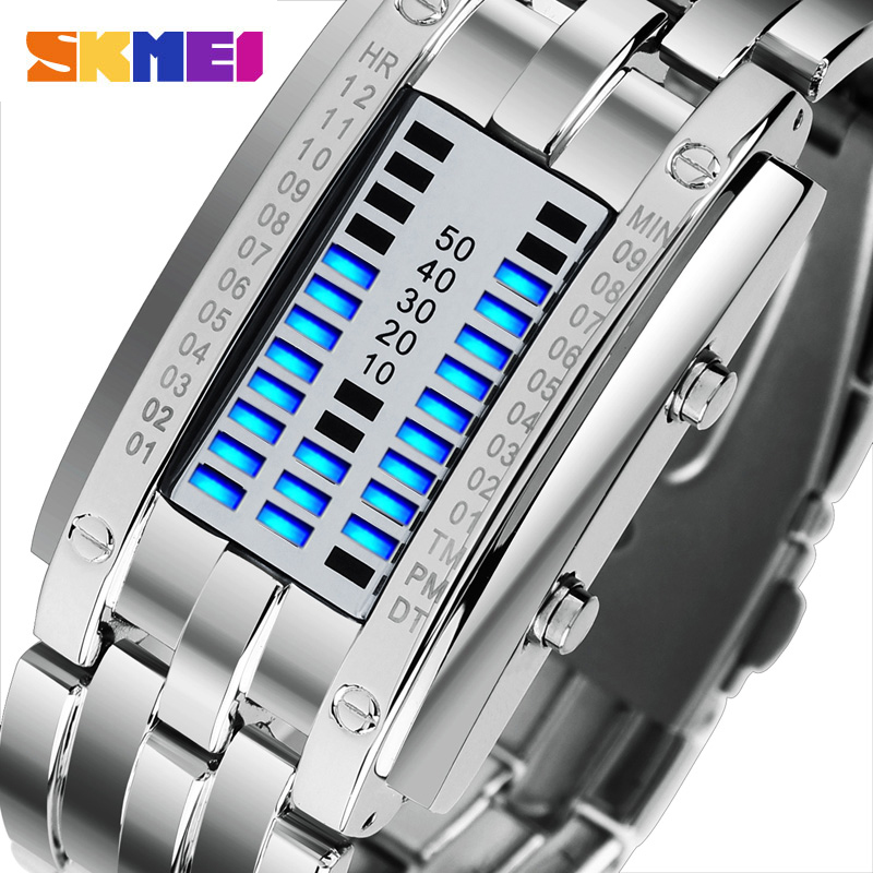SKMEI Creative Digital Watch Men Fashion Luxury Top Male Sport Clock LED Waterproof Couples Wrist Watches Relogio Masculino 0926 skmei fashion digital watch men waterproof sport watches men luxury brand watch montre homme male clock relogio masculino 1328