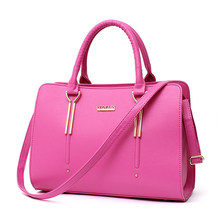 Elegant Designer Large font b Handbag b font Fashion Pillow Shaped Hand Bag Stylish Trendy PU