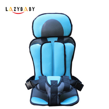 Lazybaby Portable Baby Car Seat Baby Safety Seat Car Seat Children's Chairs In The Car Updated Version Thickening Kids Car Seats