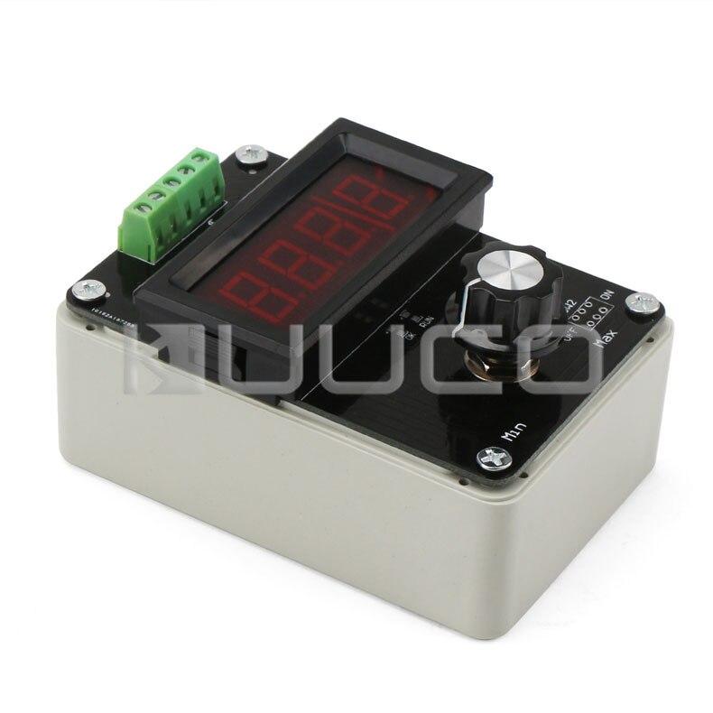 Réglable Tension Courant Analogique Simulateur 0 ~ 20mA Signal Générateur pour signal sources/réglage des soupapes/inverter contrôle/PLC etc