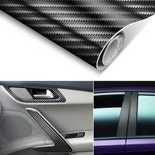 Автомобильная виниловая пленка из углеродного волокна в рулоне, пленка, наклейки, наклейки для Mercedes Benz A C Class W168 W176 W177 C180 C200 C220 C250 C300