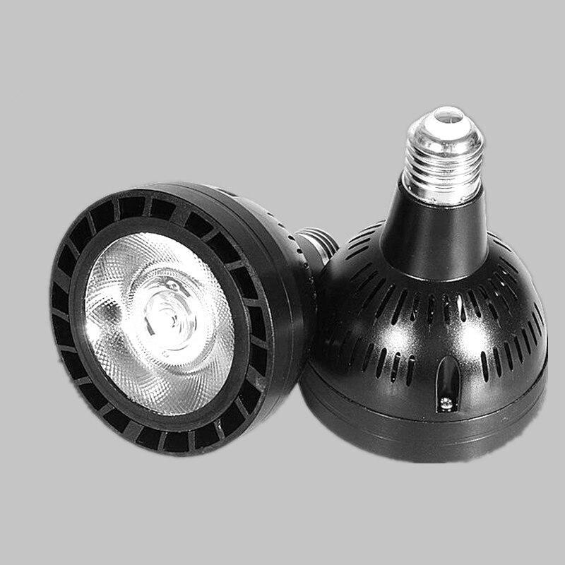 SNYKA COB led Ampoule AC220V AC110V 25 W 30 W E27 PAR30 COB led Ampoule led Spot lampe livraison gratuite via dhl