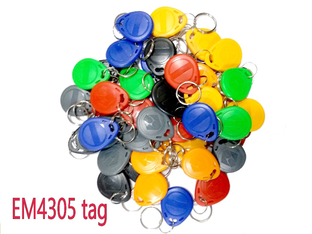 100pcs EM4305 T5577 Copy Rewritable Writable Rewrite Duplicate RFID Tag Copy EM4100 125khz Card Proximity ID Token Keyfobs t5577 copy rewritable writable rewrite duplicate rfid tag can copy 125khz card proximity token keyfobs